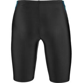 speedo Boom Splice Jammer-uimahousut Pojat, black/blue